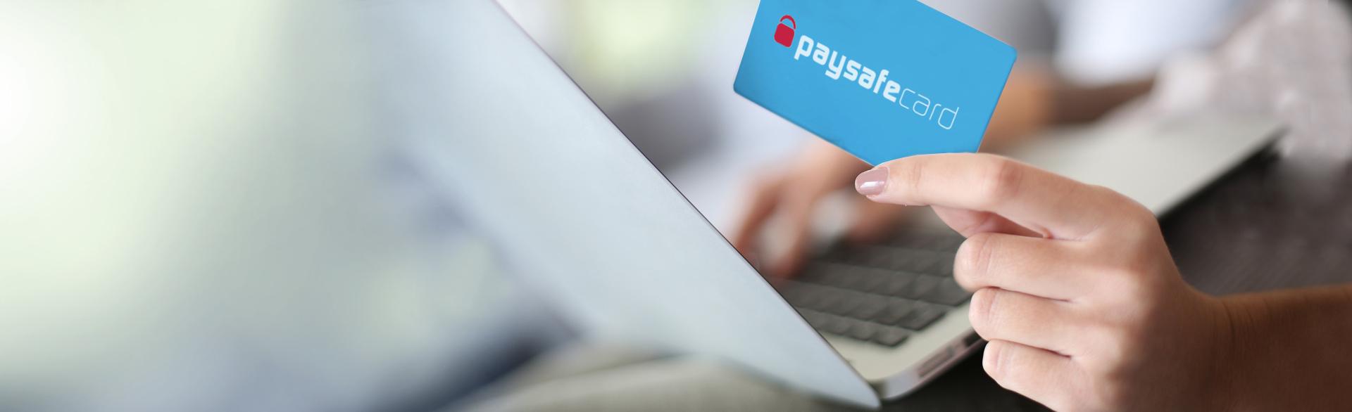 paysafecard płatności