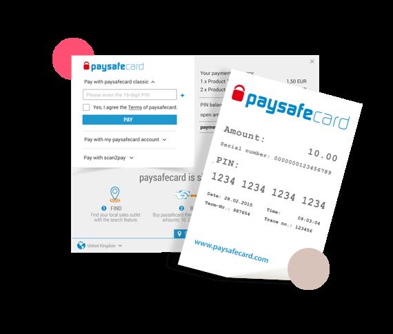 Paysafecard - gdzie kupić