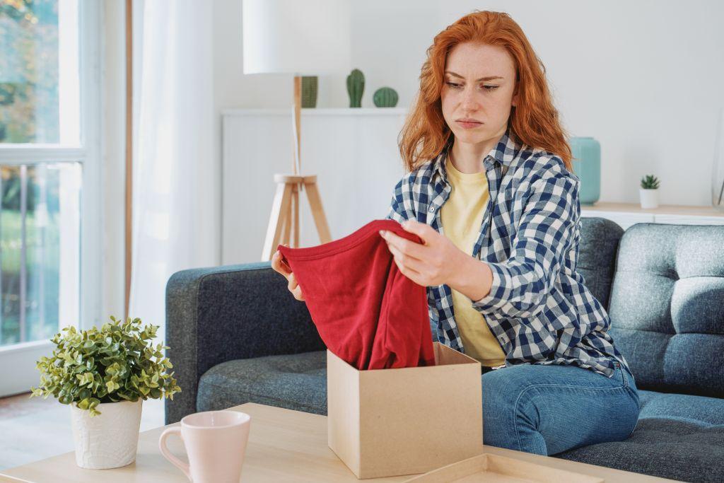 zwrot z zakupów online